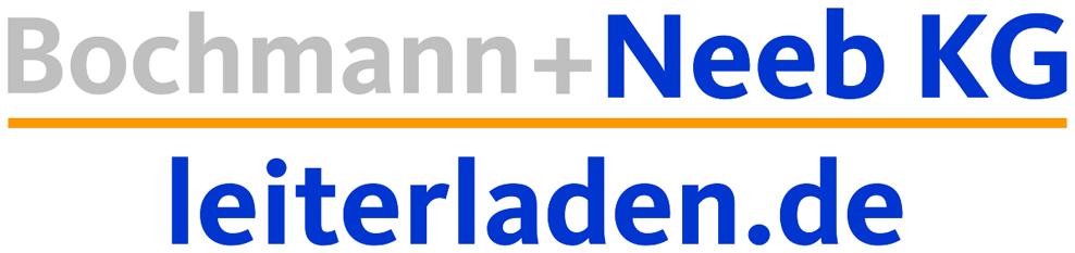Bochmann + Neeb KG - Onlineshop für Leitern, Fahrgerüste, Absturzsicherungen, Transportgeräte  u.v.m.-Logo