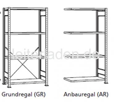 aluminium regal stecksystem fp67 hitoiro. Black Bedroom Furniture Sets. Home Design Ideas