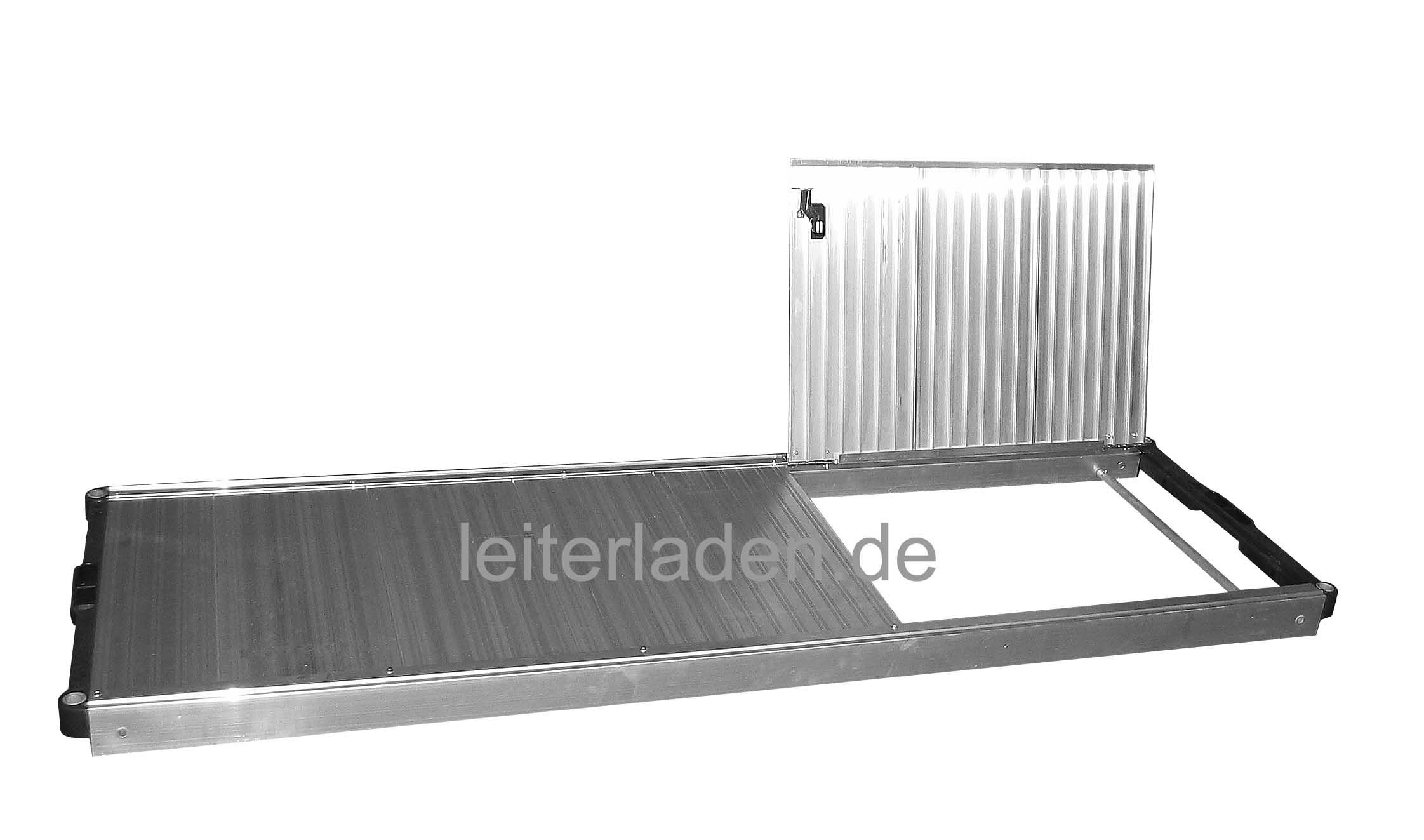plettac alu durchstieg sl auflage ohne leiter. Black Bedroom Furniture Sets. Home Design Ideas